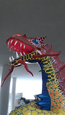 Museo Maya de Cancun y Zona Arqueológica de San Miguelito: #AlebrijesEnCancun