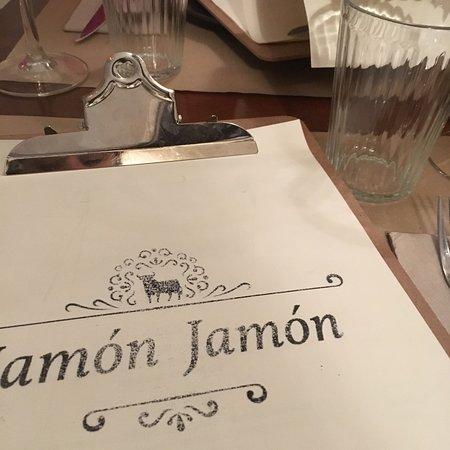 Restaurante Jamon Jamon Foto