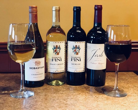 Plainville, CT: Half off Bottled Wine every Wednesday Night