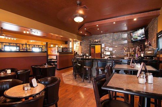 Plainville, كونيكتيكت: Lounge Room