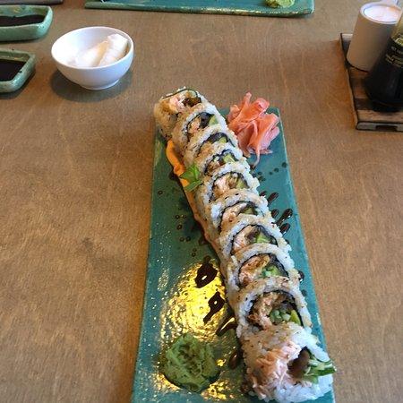 Najsmaczniejsze Sushi!
