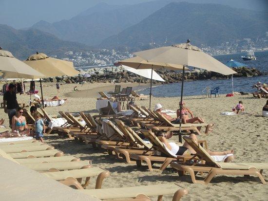 Beach Area, Westin Resort, Marina Area, Puerto Vallarta, Mexico