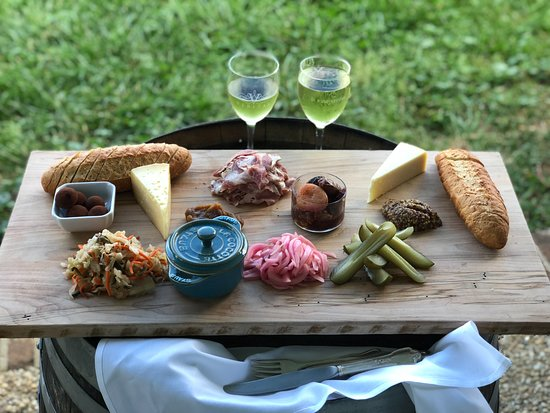 The Farmhouse at Veritas: The Ploughman's Supper