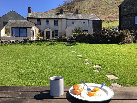 Lorton, UK: Breakfast