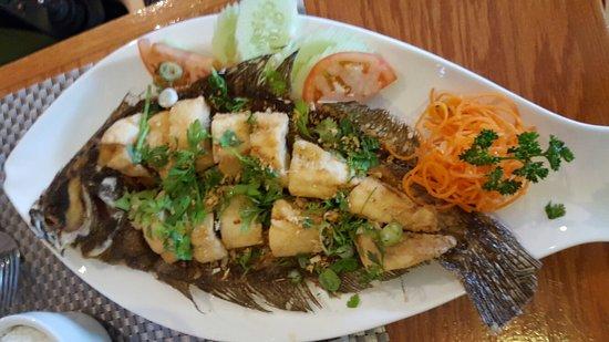 Thai Arroy: Flounder