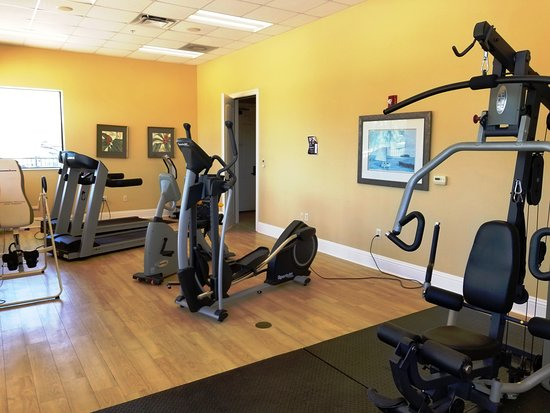 Polk City, FL: Fitness Center within Registration Complex