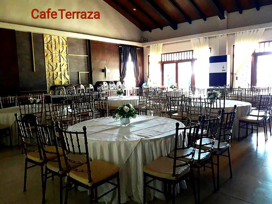 Indoor Restaurant Of Cafe Terraza Picture Of Cafe Terraza