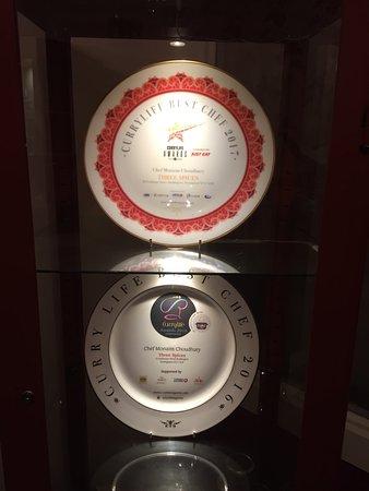 Ruddington, UK: Awards