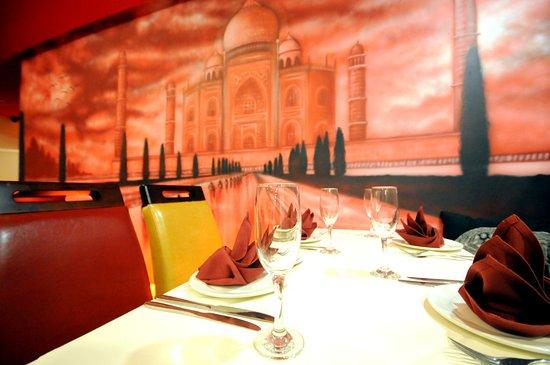 Ruddington, UK: restaurant 1
