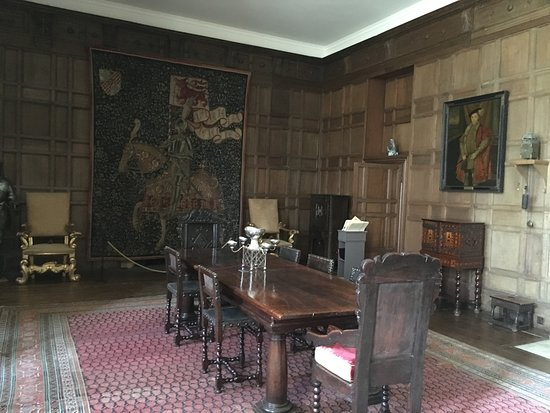 Montacute, UK: Room #1