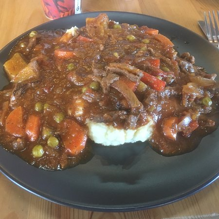 The Black Sheep Restaurant: Lunch and coffee