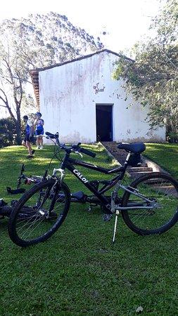 Ponta Grossa, PR: Capela histórica de Santa Bárbara