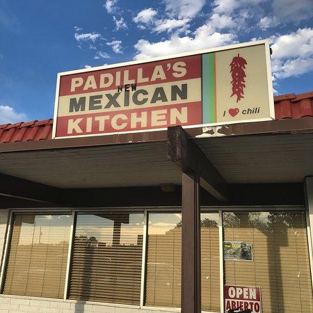 Padilla S Restaurant Albqueque Nm