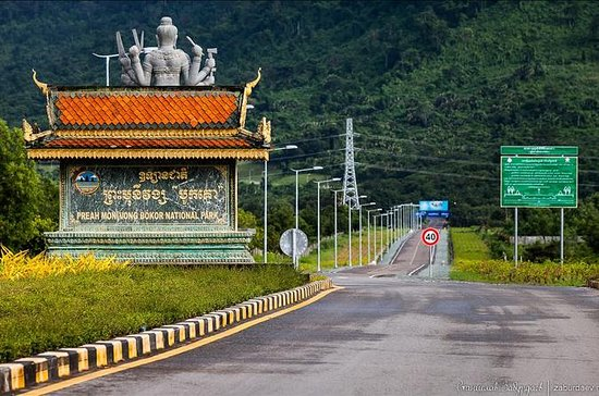 Day Trip to Bokor National Park from...