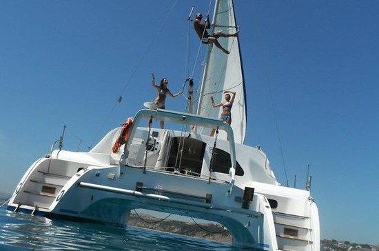 Gita di un giorno in barca a vela