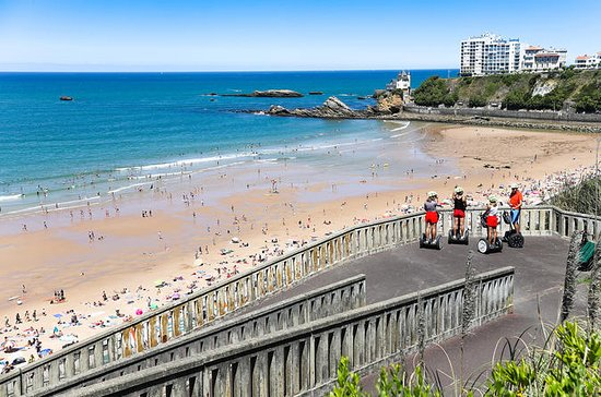 Segway tour : Biarritz Discovery (2h)