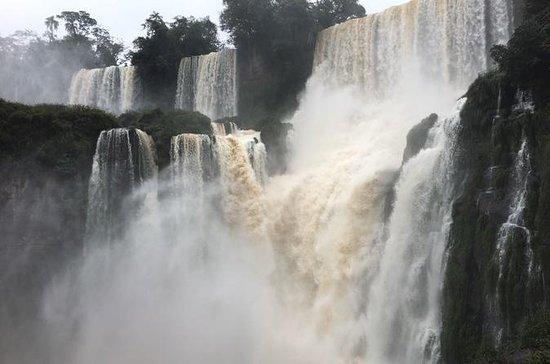 Iguazu Falls: Besök på argentinska ...