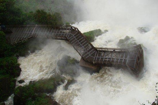 Cataratas do Iguaçu: visita de dia...