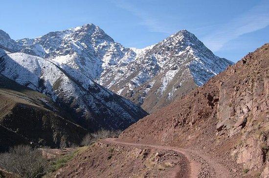 8-DIA Marrocos Montanhas do Atlas...