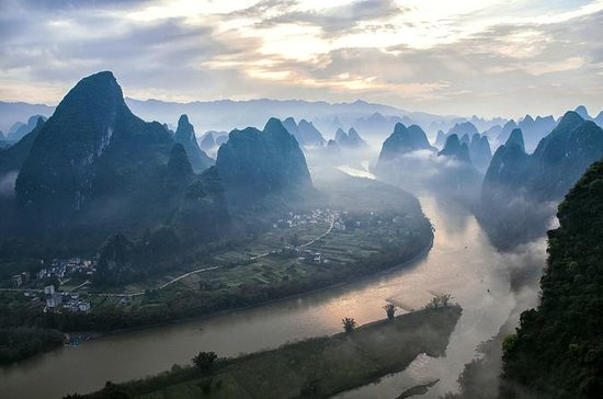 One Day Panoramic Li River Hiking...