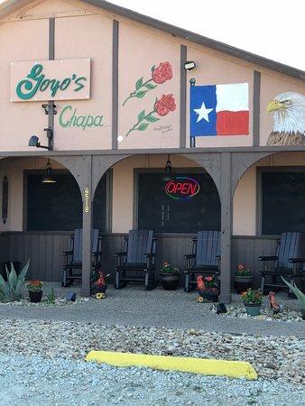 Mexia, TX: Goyo's Mexicán Restaurant