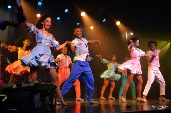 Show Tropical de Ginga, Samba Class...
