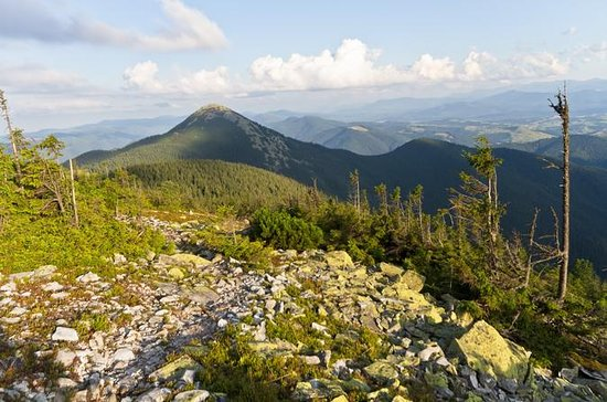 Wild Carpathians: discovering Gorgany...