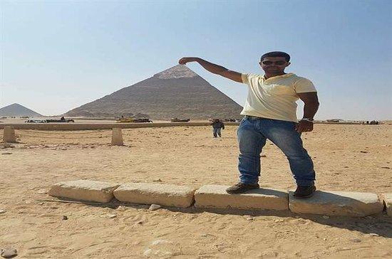 Excursão privada Pirâmides de Gizé e...