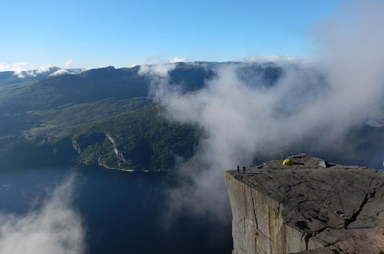 Escursione guidata al Pulpit Rock