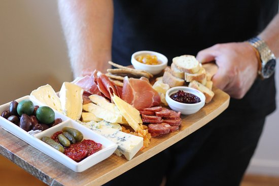 Martinborough, New Zealand: Colombo Platter
