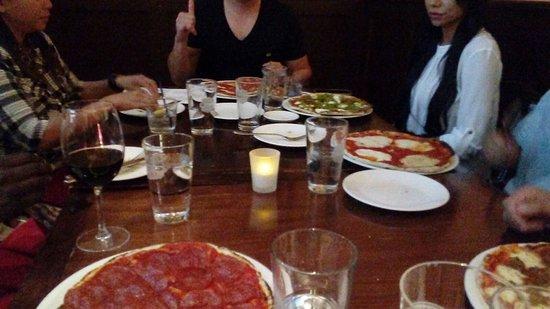 Otto Enoteca Pizzeria: more pizza