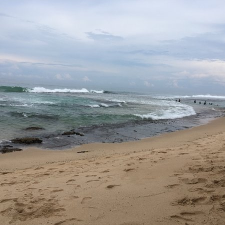 Akurala, سريلانكا: Akurala Beach