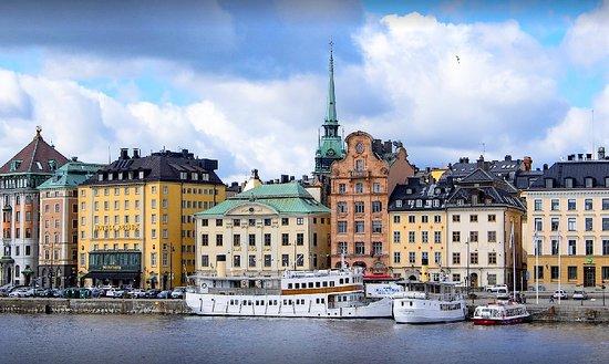 Sztokholm, Szwecja: Стокгольм