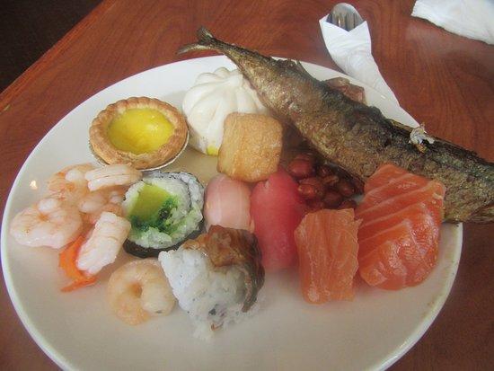 Milpitas Buffet (Asian Food), Milpitas, CA