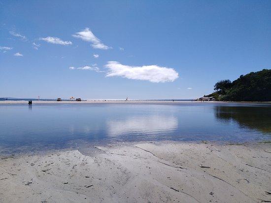 North Stradbroke Island, Australia: Cylinder Beach