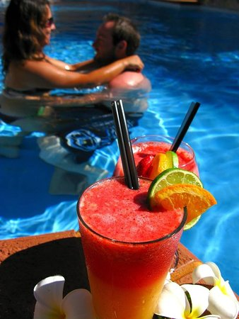 Cocktails @ Point Samson Resort