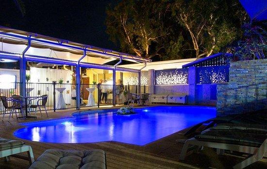 Point Samson, Australia: Evening Function at Tata's