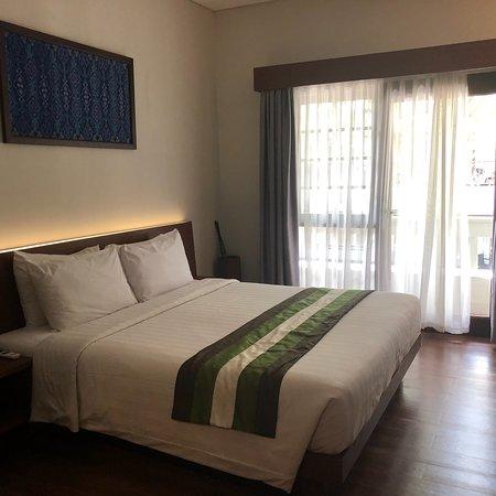 Un excellent hôtel à prix raisonnable sur Nusa Dua