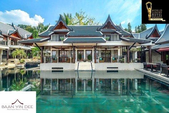 Baan Yin Dee Boutique Resort, Hotels in Phuket
