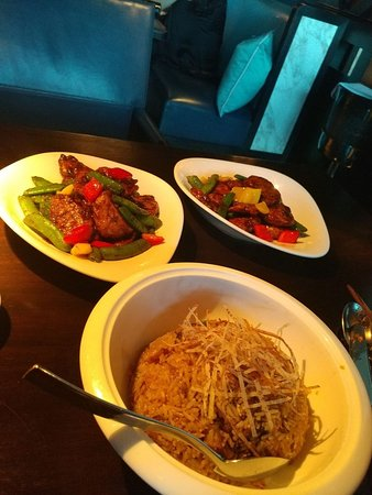 Hakkasan: Even I loved my husbands vegetarian chicken....he wants to find it here in ohio lol...