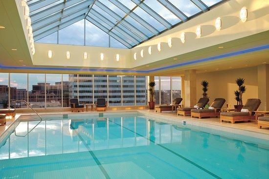The Ritz-Carlton Spa: Rejuvenate in our Indoor Pool