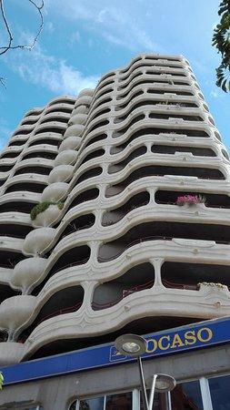 Modern Gaudi architecture
