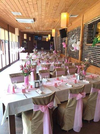 """Pernik, بلغاريا: Restaurant """"VERDE Garden"""" """