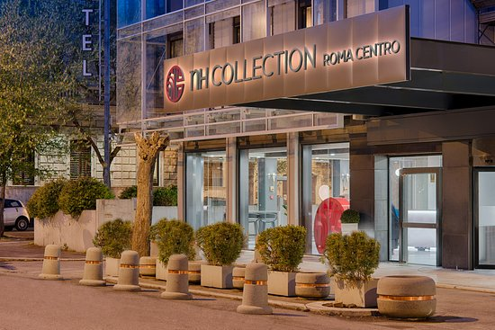 Nh collection roma centro rome italy hotel reviews for Design hotel roma centro