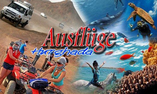 Ausfluge Hurghada - Deutsche Touren