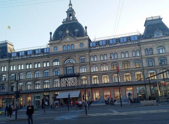 Copenhagen Region, Dänemark: Magasin huset