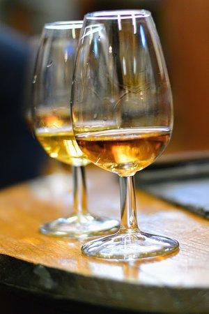 Glen Garioch Distillery: Provsmakning