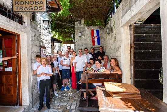 Family and Hotel Tragos Staff