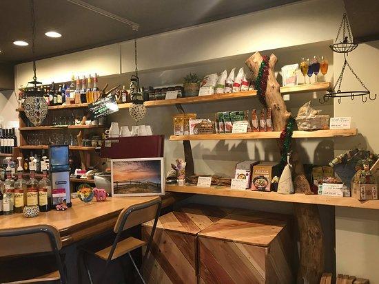 Cafe Byron Bay Asakusa Tokyo : We sell organic/ vegan/ eco-friendly products too