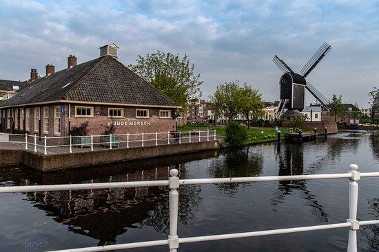 Hotel Oude Morsch mit Windmühle